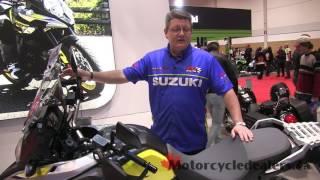8. 2018 V-Strom 1000XT Suzuki Motorcycle