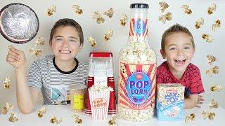 Video POP-CORN EN FOLIE pour la Fête du Cinéma !!! MP3, 3GP, MP4, WEBM, AVI, FLV Juli 2017