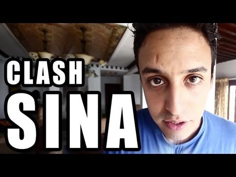YASSINE JARRAM - (Clash Sina) - CATASTROPHES D'INTERNET - كوارث الأنترنت