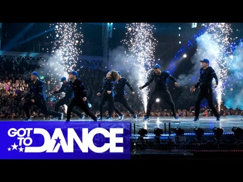 Got to Dance 4 Live Final: Diversity