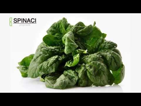 tutti i benefici degli spinaci!
