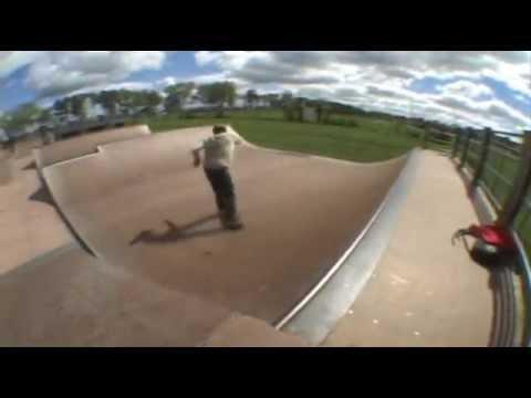 Adrian Salamanca @ Crown Point Skate Park