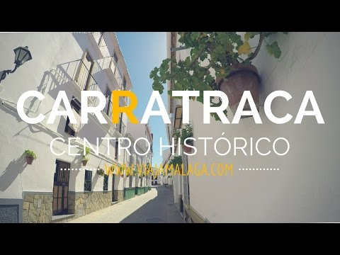 Carratraca Historical Center (Travel Malaga)
