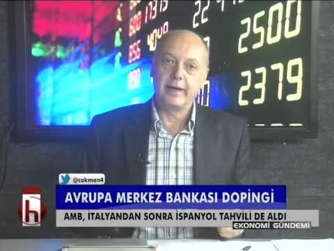 Dr. Cüneyt Akman'la Piyasalar: Borsada iyimserlik dövizde karamsarlık