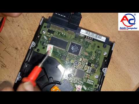 Repair Hard Disk No Detected | HDD Not Support | Bangla Tutorial