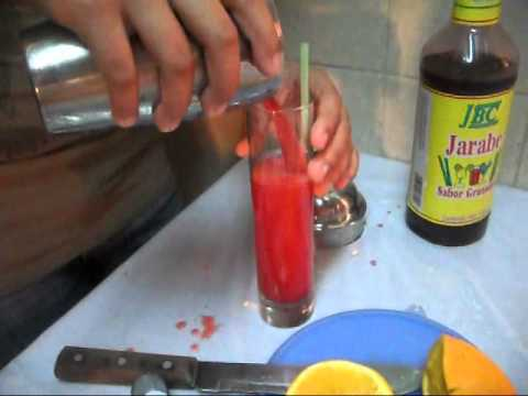 Como preparar una conga:)