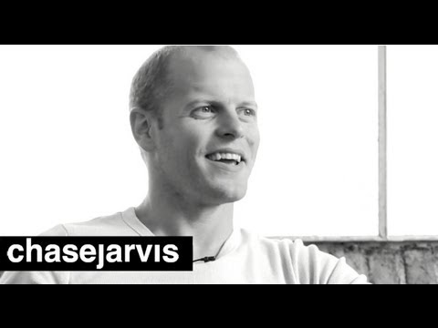 Tim Ferriss | Chase Jarvis LIVE | ChaseJarvis