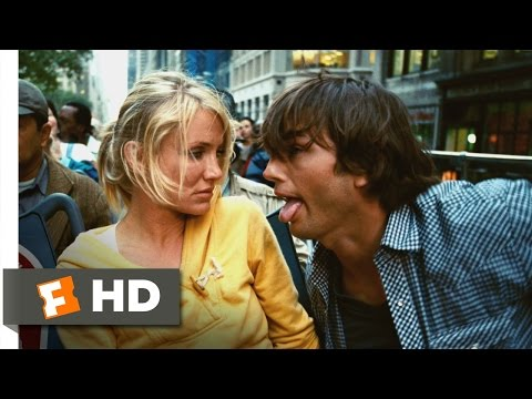 What Happens in Vegas (2/3) Movie CLIP - I Like Breasts (2008) HD