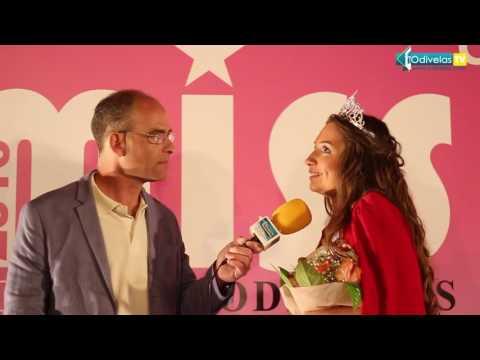 Miss PONTINHA 2016 Bruna Santos A Entrevista