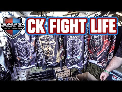 CK Fight Life at NXL World Cup 2018   Lone Wolf Paintball Michigan