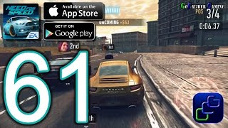 NEED FOR SPEED No Limits Android iOS Walkthrough - Part 61 - Car Series: Call 911 Chapter 3, EA Games, video games