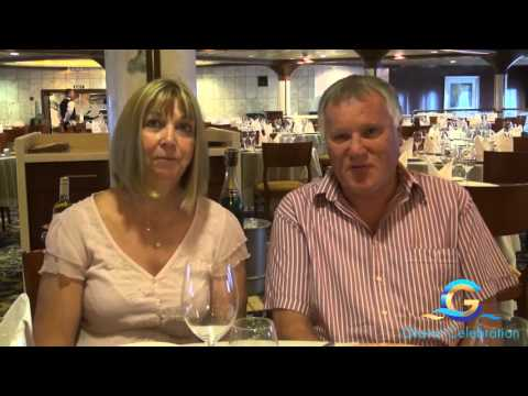 Phil and Lorraine Grand Celebration Cruise Testimonial