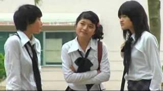 Bo tu 10A8 - phim teen Vietnam - Bo tu 10A8 - Tap 46 - Lala lam thay boi