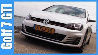 2014 VW Golf 7 GTI Performance DSG Review (English Subtitles)