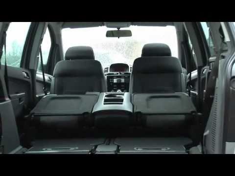 Vauxhall Zafira video review