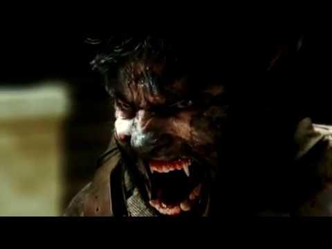 El Hombre Lobo se transforma (видео)