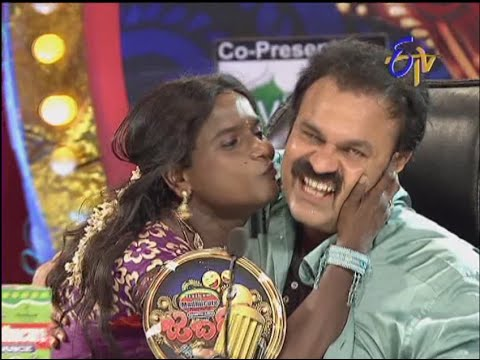 Jabardasth  - ????????? -   Chalaki Chanti Performance on 25th September 2014 26 September 2014 07 AM