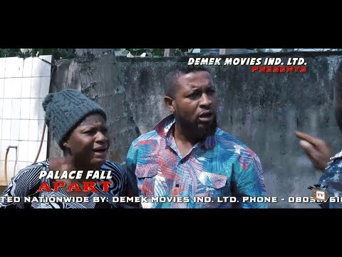 PALACE FALL APART (New Hit Movie) - DESTINY ETIKO 2020  Nigerian  Movie