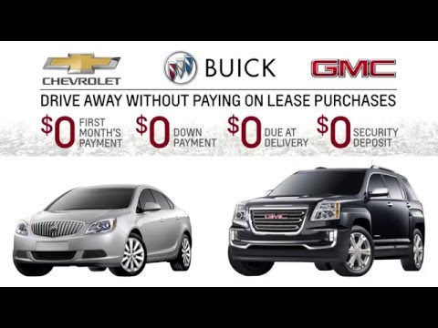 Drive Away Without Paying | Murray GM Yarmouth & Barrington
