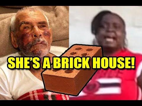 Laquisha Jones Arrested For Brick Attack On Rodolfo Rodriguez!