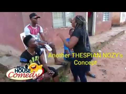 The Slap - Real House Of Comedy (Thespian Nozy) (Nigerian Comedy)