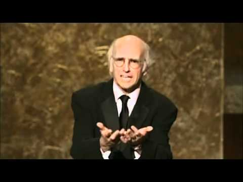 Larry David's Steve Martin Tribute Speech