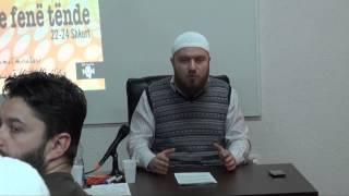 Njohja e Allahut - Hoxhë Omer Zaimi (Seminari: Njihe fenë tënde)