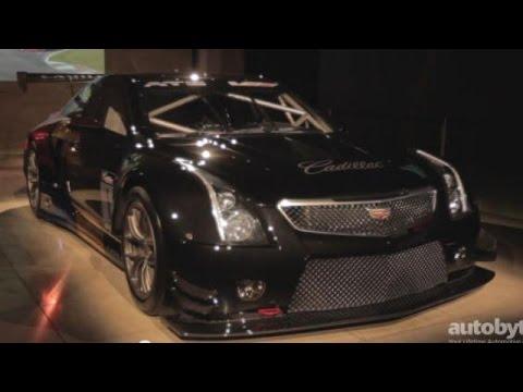 LA Auto Show: Cadillac ATS V.R. First Look