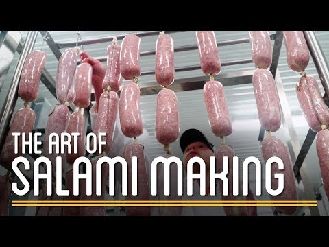 The Art of Salami Making | How to Make Everything: Preservatives