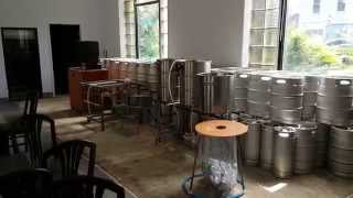 Hackettstown (NJ) United States  city photo : Tour of Man Skirt Brewing in Hackettstown, NJ