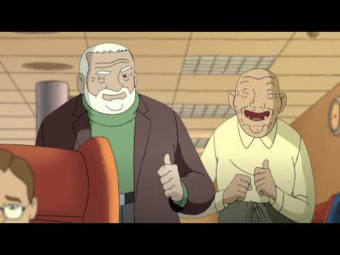 Wrinkles (International Trailer)