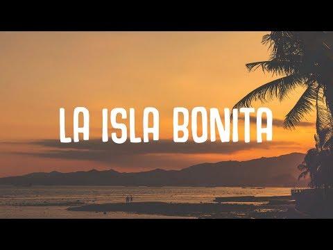 Hr. Troels - La Isla Bonita (Lyrics)