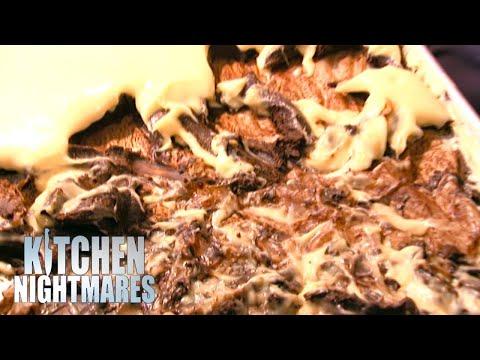 Maggot Infested Kitchen Makes Gordon Throw Up   Kitchen Nightmares