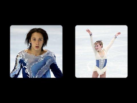 Meet Tara Lipinski and Johnny Weir, Olympic Analysts With Style   NYT - Winter Olympics