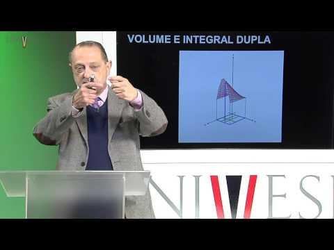Cálculo e Geometria Analítica - aula 13 - Cálculo de volume e integral dupla