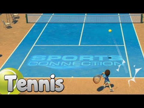 jeu tennis wii u