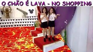 Video O CHÃO É LAVA NO SHOPPING (THE FLOOR IS LAVA) MP3, 3GP, MP4, WEBM, AVI, FLV Juni 2019