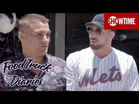 Dustin Poirier | Food Truck Diaries | BELOW THE BELT With Brendan Schaub