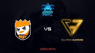 Happy Feet vs Clutch Gamers, Capitans Draft 4.0, game 1 [4ce, Maelstorm]