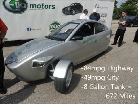 Elio Motors Tour: Bloomingdale, Chicago