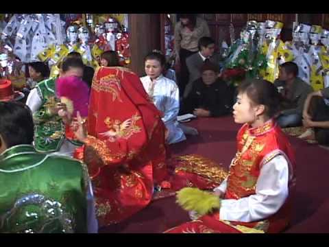 Thanh Đồng Phạm Hữu Hải hầu Quan Lớn tại Đền Quan Giám Sát Đồng Bằng.flv