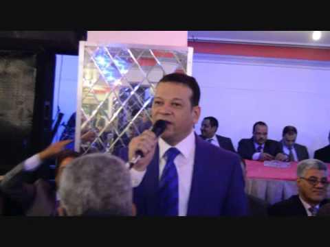 """""""محمد عثمان"""" يرحب بجموع محامين الزاوية الحمراء بحضور""""النقيب العام"""""""