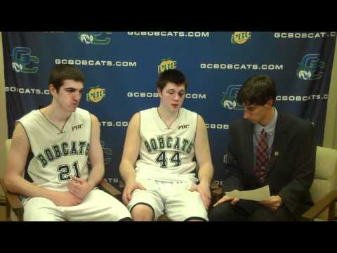 Bobcat Men's Basketball Post-Game Feb. 2