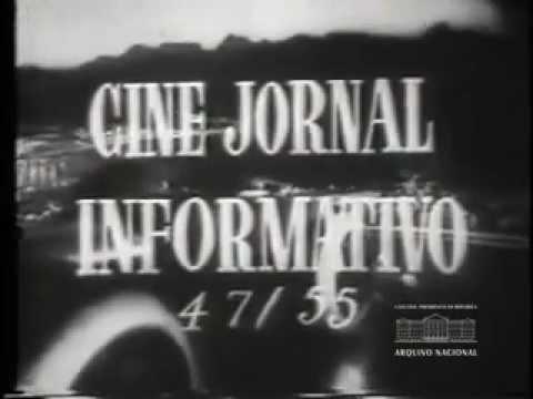 Posse do Presidente Nereu Ramos (1955)