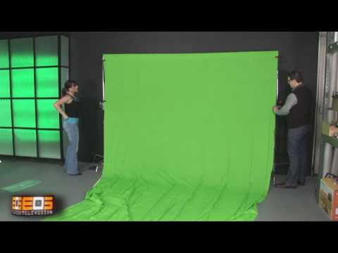 Chroma Key - Eos Television Presents: Methods for Creating the Perfect