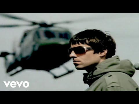 Oasis - D'You Know What I Mean? (Official Video)