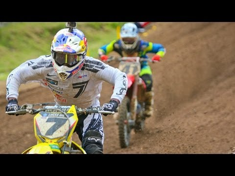james stewart vs trey canard (ama motocross championship, 2013)