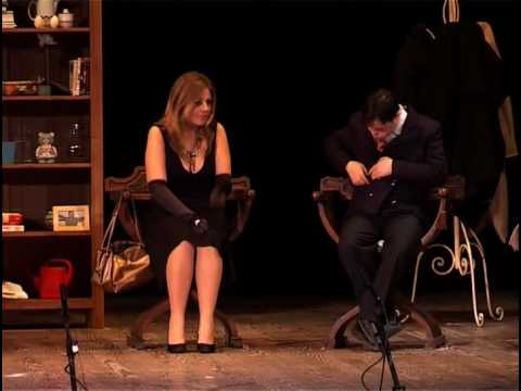 Watch video Sindrome di Down: Tempi Morti - Opera di teatro
