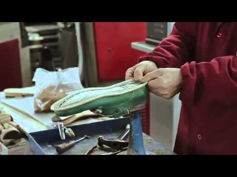 Výroba rámové obuvi
