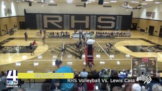 Rochester Volleyball vs. Lewis Cass Kings